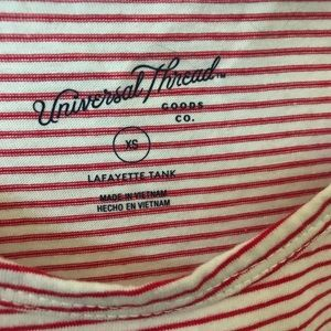 Universal Thread Tops - Universal Thread Nautical Striped Tank Top Bundle